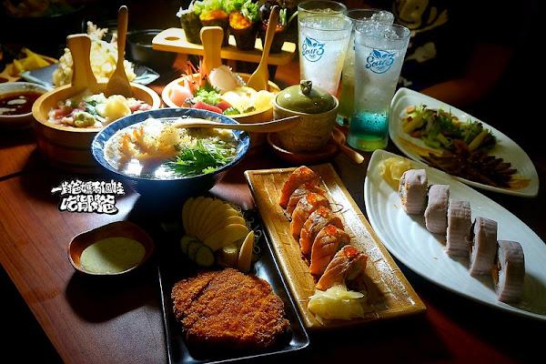 激推!爽爽吃、輕鬆付的道地日本料理就在。箸福手作壽司丼飯