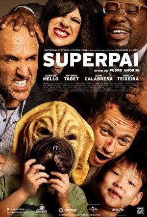 Filme Poster Superpai WEB-DL XviD & RMVB Nacional