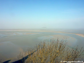 Photo: #023-La baie du Mont Saint-Michel