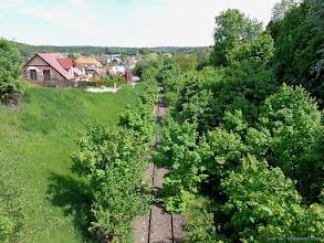 Photo: Tor linii nr 410 (Grzmiąca - Kostrzyn) {Barlinek; 2014-05-16}