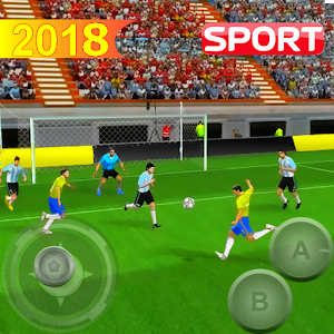 Football 2018 - Soccer 2018 for PC
