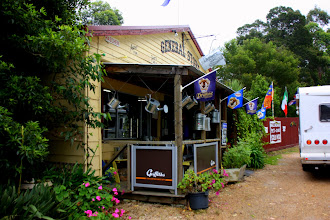 Photo: Year 2 Day 161 - Cafe at Cabbage Tree Creek