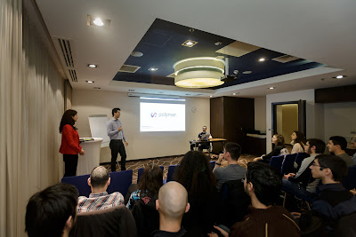 GDG Pitești Meetup: Polymer | January 28, 2016 | Atlas Networking