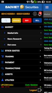 BVSC Mobile - náhled