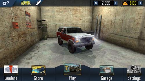Screenshot 2 Offroad Simulator Online 1.72 APK MOD
