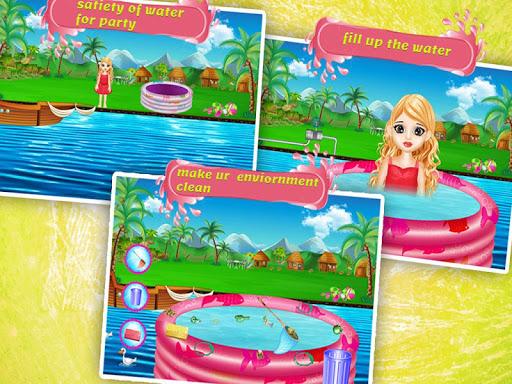 Kids Swimming Pool Park  screenshots 13
