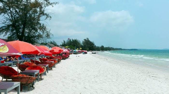 Biển Sihanoukville