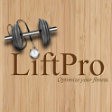 LiftPro 3 Fitness Tracker icon