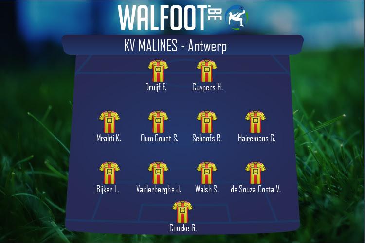 KV Malines (KV Malines - Antwerp)