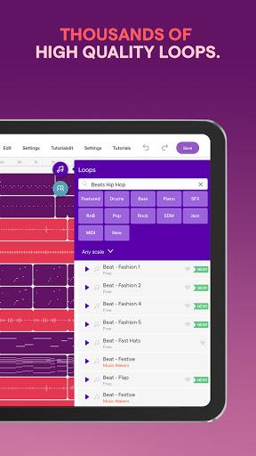 Soundtrap Studio 1.9.11 Screenshots 8