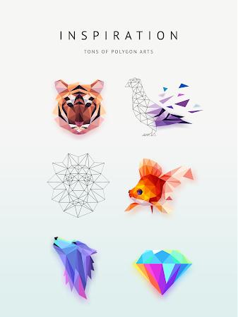 Poly Artbook - puzzle game 1.0.1 screenshot 2093099