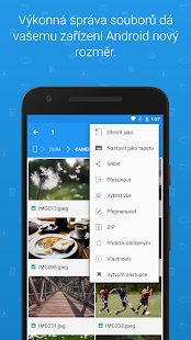 File Commander - File Manager/Explorer - náhled