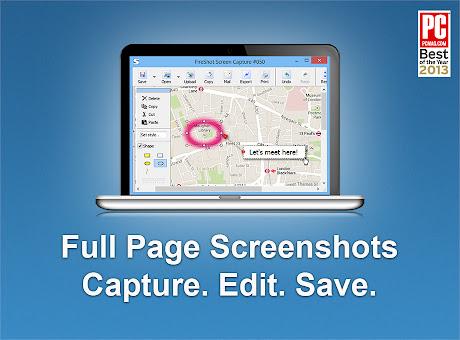 Take Webpage Screenshots Entirely - FireShot