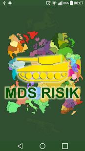 MDS Risik - náhled