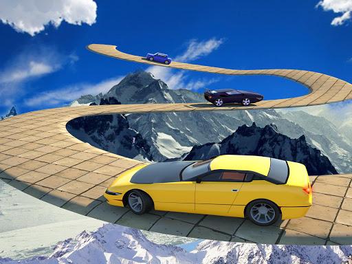 Car Stunts 3D Free Races: Mega Ramps Car Driving apktram screenshots 3