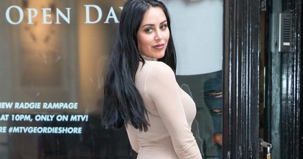 Marnie Simpson watched video of Lewis Bloor cheating