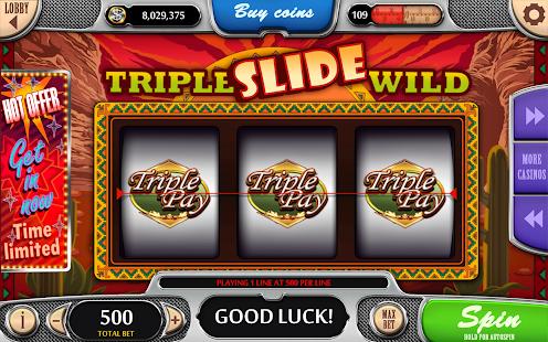 Vegas Power Slots - Free Real Vegas Slot Machines - náhled