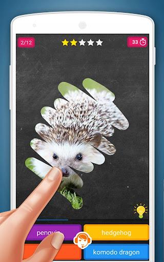 Scratch Game: Animals Quiz 2.2 screenshots 2