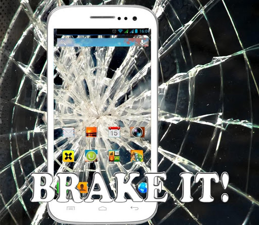 無料模拟AppのBroken Screen Joke|記事Game