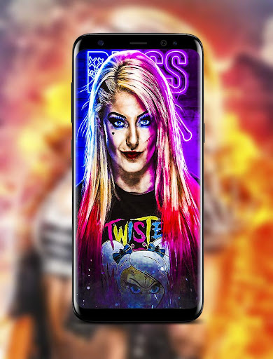 Download U Hd Alexa Bliss Wallpaper Apk Full Apksfullcom