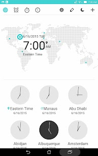 App ASUS Digital Clock & Widget APK for Windows Phone