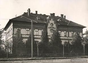 Photo: Amikor már a Kísérleti Fizikai Intézet működött benne www.kepkonyvtar.hu