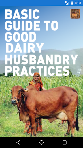 Dairy Husbandry Practices
