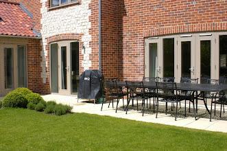 Photo: metal garden furniture in Fakenham, Norfolk