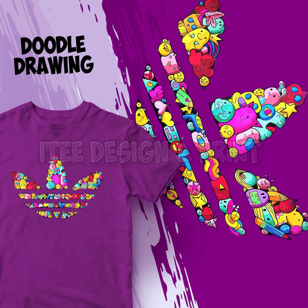 Doodle Drawing Art 18