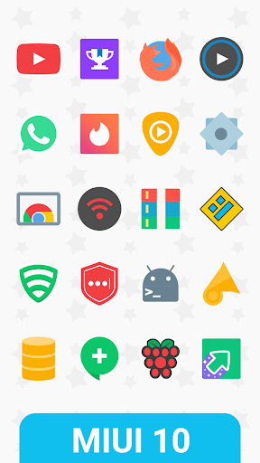Download MIUI 10 - Icon Pack MOD APK 1