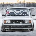 Drifting Lada - VAZ Car Drift Racing icon