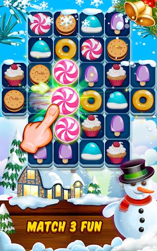 Christmas Candy World - Christmas Games apkmr screenshots 8