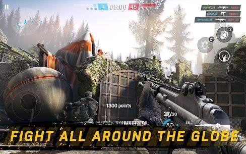 Warface: Global Operations. Gun shooting game, fps 5