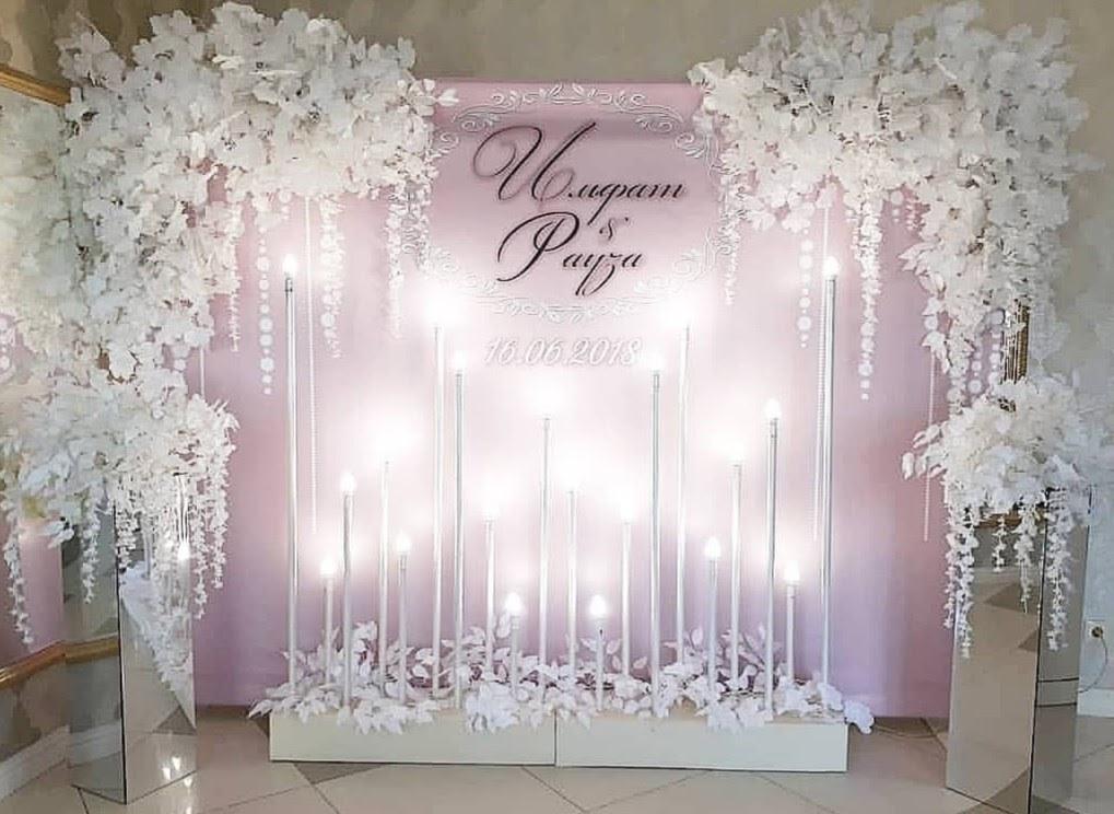 развития могут оформление свадебной фотозоны внутри дома