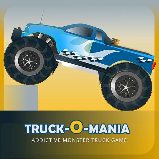 Monster Truck Race: Truck-O-Mania