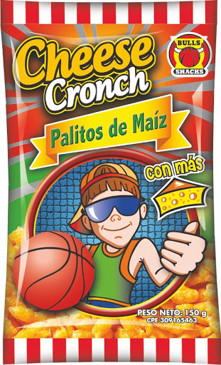 snack cheese cronch 150gr