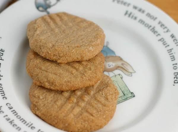 Cinnamon Spice Cookies