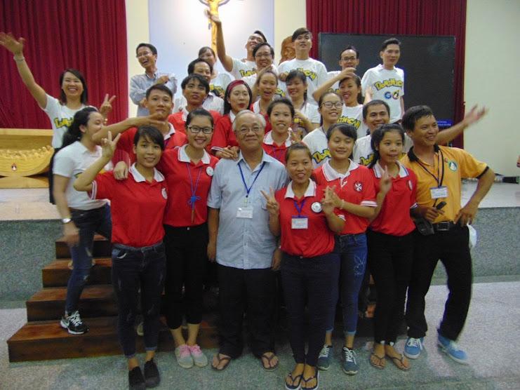 Giới Trẻ HĐGDĐMVN: Ngày Hội Thi Về Nguồn