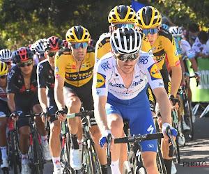 Dries Devenyns zag ploegmakker Alaphilippe winnen... op smartphone van wielerfan
