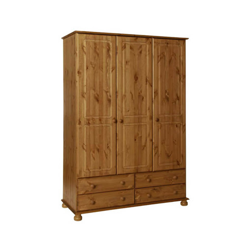 Copenhagen Pine Room Set