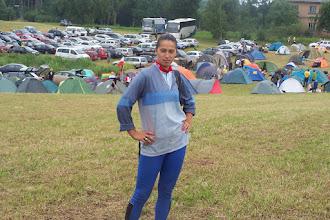 Photo: Оля Андроник. На заднем плане  примерно 25% палаточного лагеря