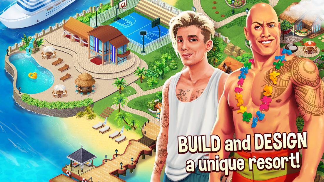 Starside Celebrity Resort Android App Screenshot
