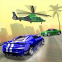 US Army Crazy Car Traffic Racing Game icon
