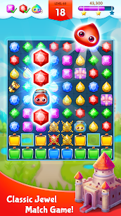 Download Jewels Legend Match 3 Puzzle Mod APK (Unlimited Coins) Android 1