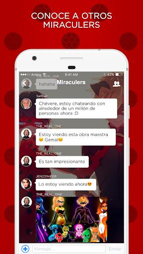 Amino para Miraculous Ladybug 1.11.23297 gameplay | AndroidFC 2