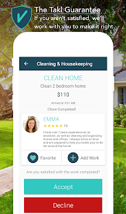 Takl - Home Services On Demand- screenshot thumbnail
