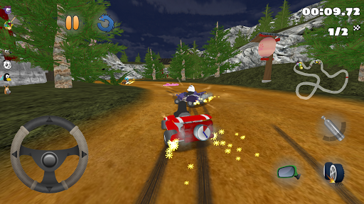 SuperTuxKart Beta captures d'u00e9cran 2