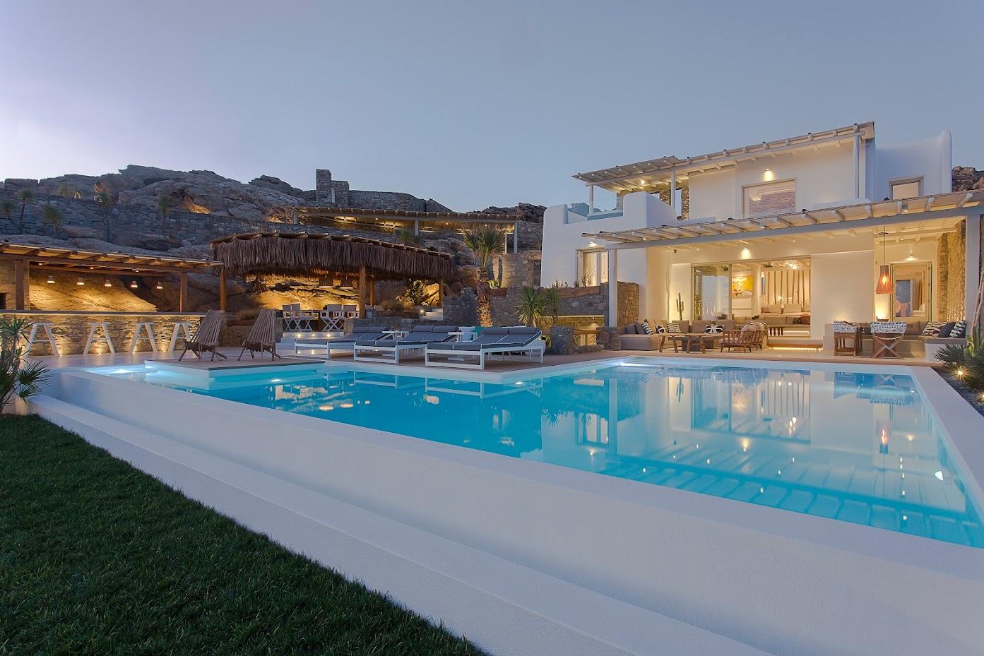Villa Icarus, Mykonos