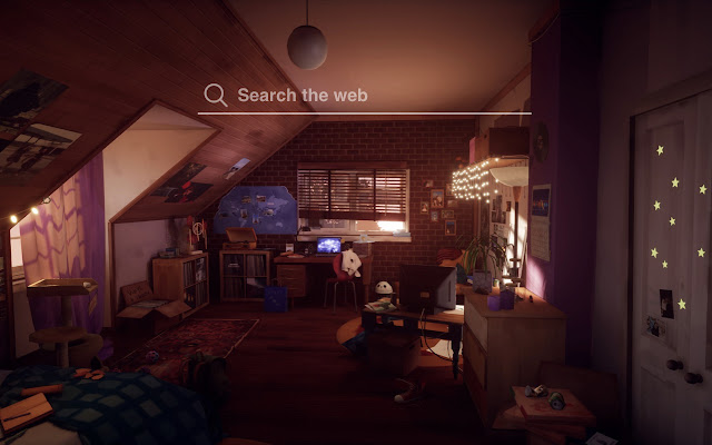 Gone Home HD Wallpaper Tab Theme