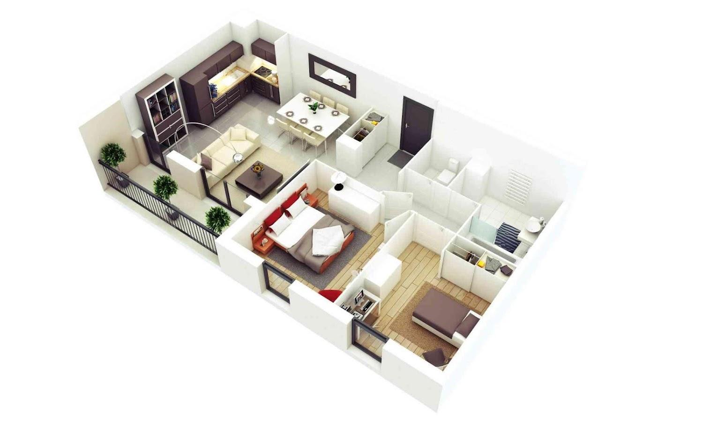 3D Home Plan Designs Screenshot